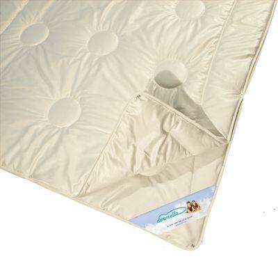 Bettdecke Modicana - Vierjahreszeiten Decke mit 100% Merino Füllung – Bild 2