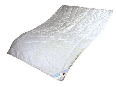 Bettdecke Dormella - Extra leichte Sommer Decke mit 100% Cashmere Füllung – Bild 1