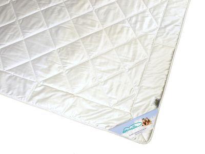 Bettdecke Modicana - Leichte Sommer Decke mit Füllung 100% Baumwolle aus kontrolliert biologischem Anbau (KBA) - 8 Größen – Bild 2