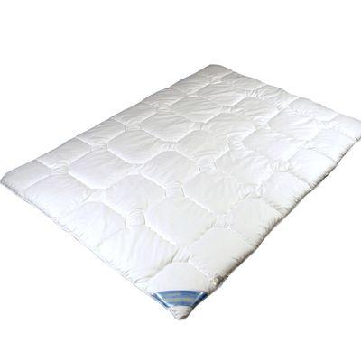 Garanta-SET Leichtes Steppbett Bettdecke in 3 Größen und Kopfkissen 40x80 Clean 95 hygienische – Bild 2
