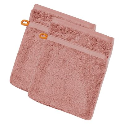 Waschhandschuh Daily 2er Set  - Waschlappen Frottee 100% Baumwolle - 2 Stück - 29 Farben wählbar – Bild 23