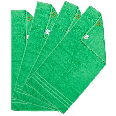 Handtücher Daily 4er Set  -  Frottee-Tuch 100% Baumwolle - 4 Stück - 29 Farben wählbar – Bild 3