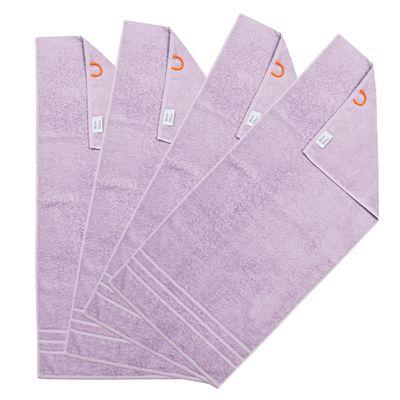 Duschtücher Daily 4er Set - Frottee-Badetuch 100% Baumwolle - 4 Stück - 29 Farben wählbar – Bild 15