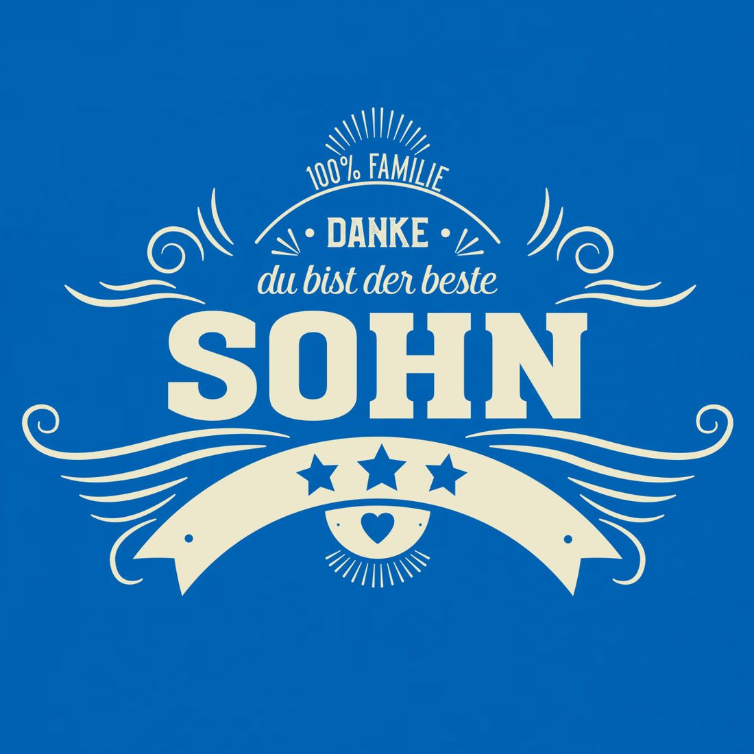 T-Shirt Weihnachten - Danke Sohn - Geschenk-Idee Lieblingssöhne ...