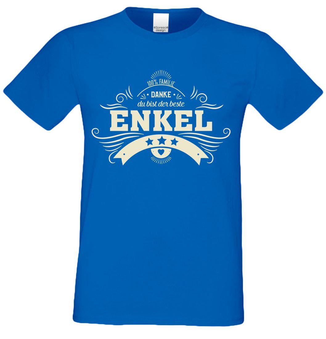 T-Shirt Weihnachten - Danke Enkel - Geschenk-Idee Lieblingsenkel ...