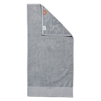 Handtuch Black-Line Stone - 5 Motive mit Strass-Steinen in schwarz oder silber - Exklusives Frottee 100% Baumwolle – Bild 4