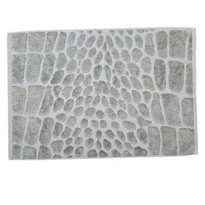 Badvorleger Black-Line Safari 100% Baumwolle - Frottee Badteppich Badematte 50 x 70 cm - 5 Farbvarianten - waschbar – Bild 3