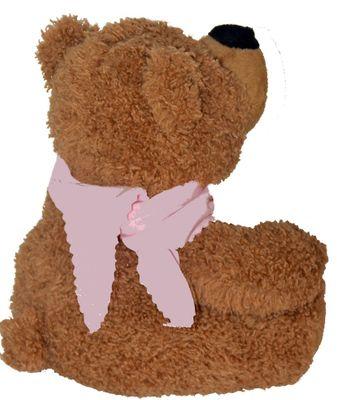 Teddybär mit Halstuch  Bild 2