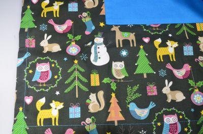 Weihnachtsschürze Kinder Bild 6