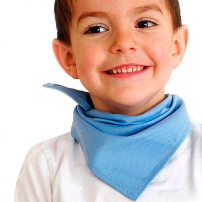 Baby Dreieckstuch - Halstuch Lätzchen Spucktuch Baumwolle - für Mädchen und Jungen Bild 7