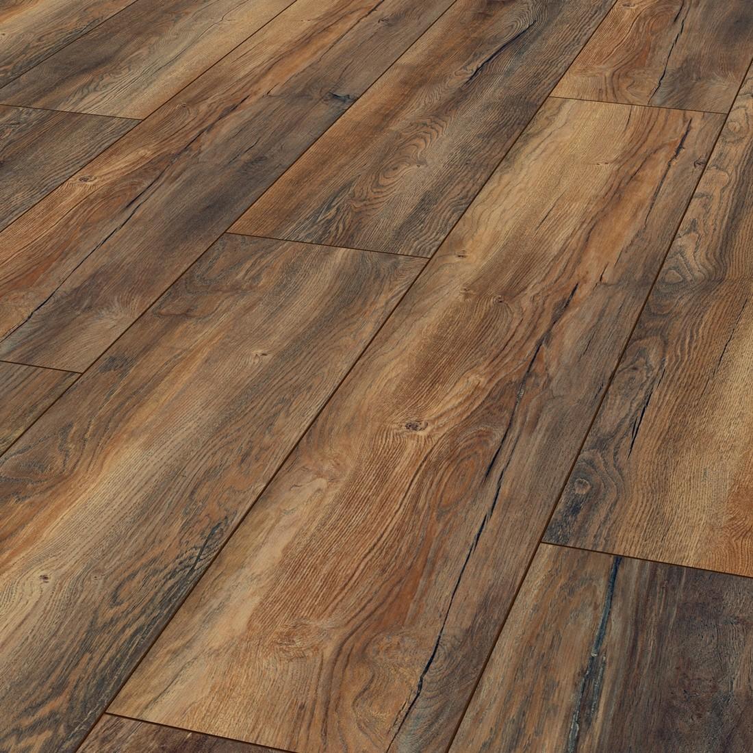 kronotex 13 49 m laminat exquisit harbour oak d3570 inkl leisten und d mmung ebay. Black Bedroom Furniture Sets. Home Design Ideas
