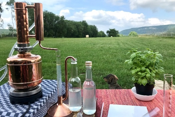 Für mehr Spaß beim Destillieren