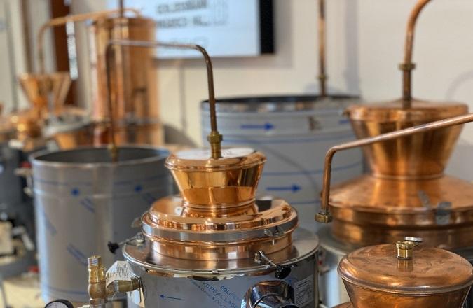 Destillen