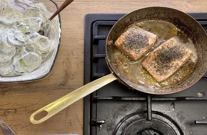 Braten und Kochen