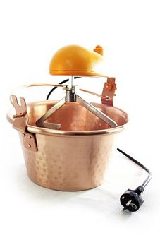 ARDES 24cm Copper mixing bowl (electric )
