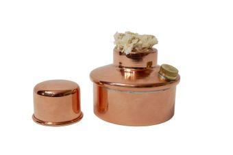 """""""CopperGarden"""" Spiritusbrenner Premium aus Kupfer"""