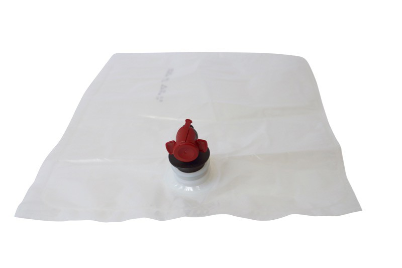 Bag-in-Box: 5 L bag with spigot