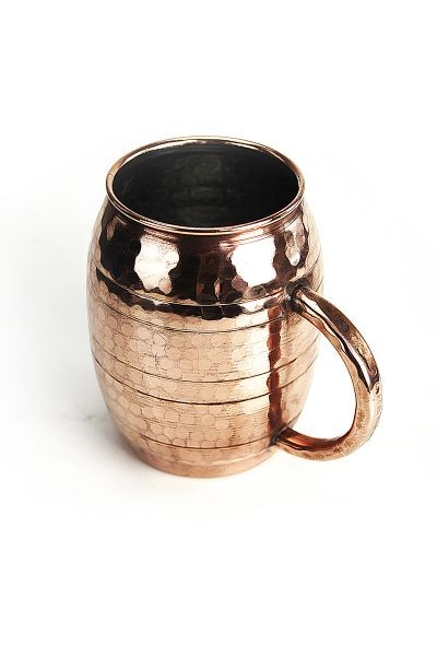 CopperGarden® copper mug 0,5 L, tin-lined