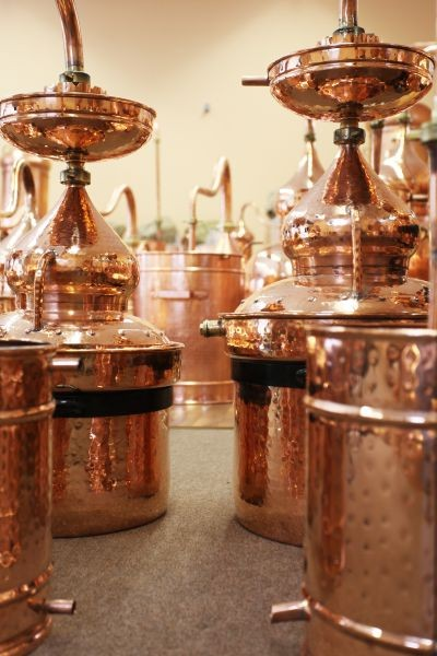 CopperGarden®  Pot Still HYDRO, 20L & thermometer