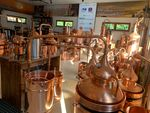 """CopperGarden®"" Pot Still Destille HYDRO, 20L & Thermometer"