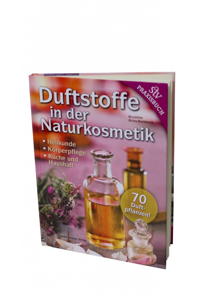 Sustancias aromáticas en la cosmética natural
