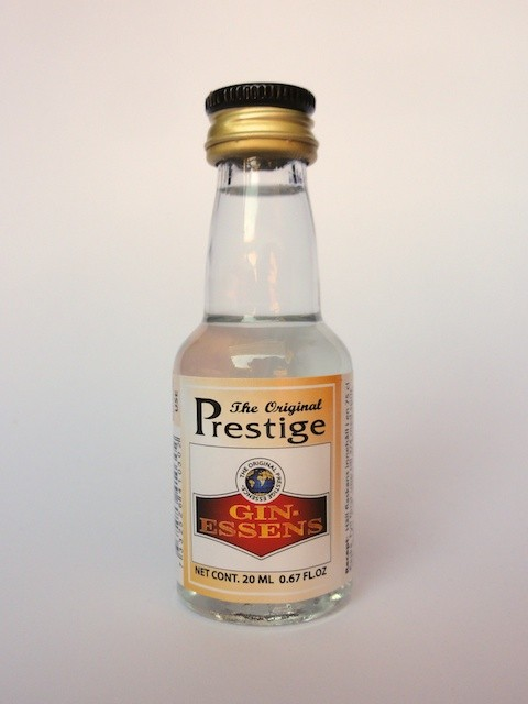 Prestige  Essence de gin 20 ml