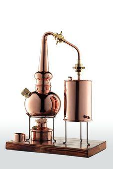 """""""CopperGarden®"""" alambicco per whisky 0,5 L - prevendita"""
