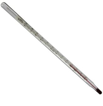 """Widder"" Glass Thermometer -10 to 110°C"