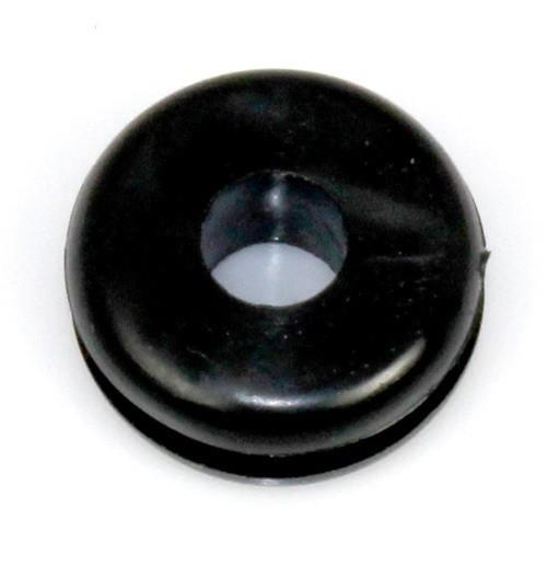Gummidichtung 12mm Bohrung zum Selbsteinbau von Thermometern
