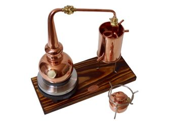 """CopperGarden®"" Whiskey still 0.5L Supreme electric 500W"