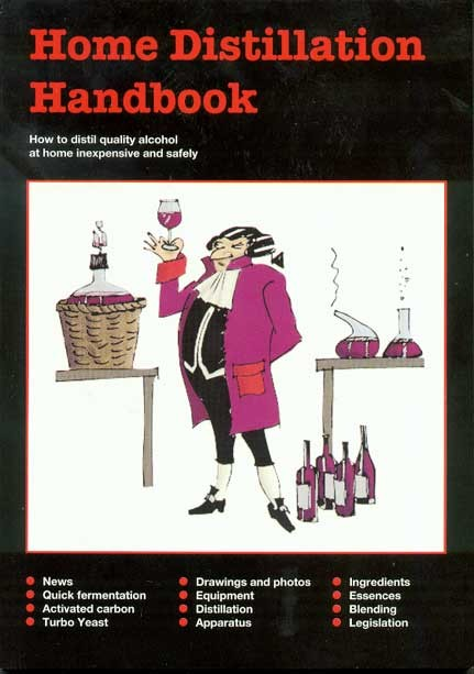 Home Distillation Handbook (englisch)