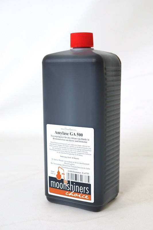 MoonshinersChoice®  Amylase Enzyme GA 500, 1000 ml