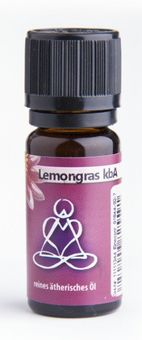 """Berk"" Lemongrass Organic, B - Essential Oil, 10 ml"