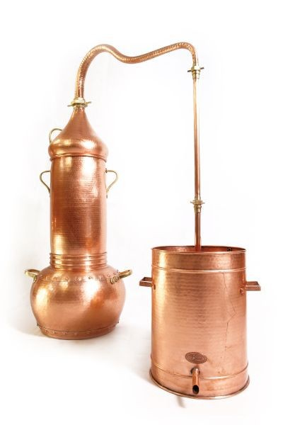 CopperGarden®  column still, 20L lifetime Supreme