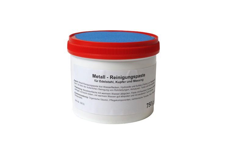 Kupfer & Metall Reinigungspaste 750 Gramm Dose