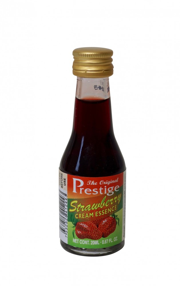 Prestige  Erdbeer / Strawberry Cream Aroma Essenz 20ml
