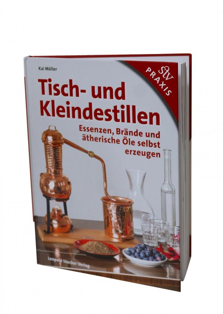 Tisch- und Kleindestillen: legal Destillieren mit der Minibrennerei