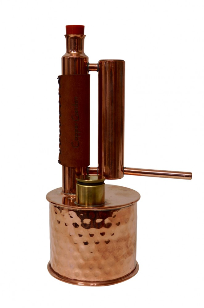 CopperGarden Easy Moonshine 0,5 Liter & gratis UDSSR Thermometer