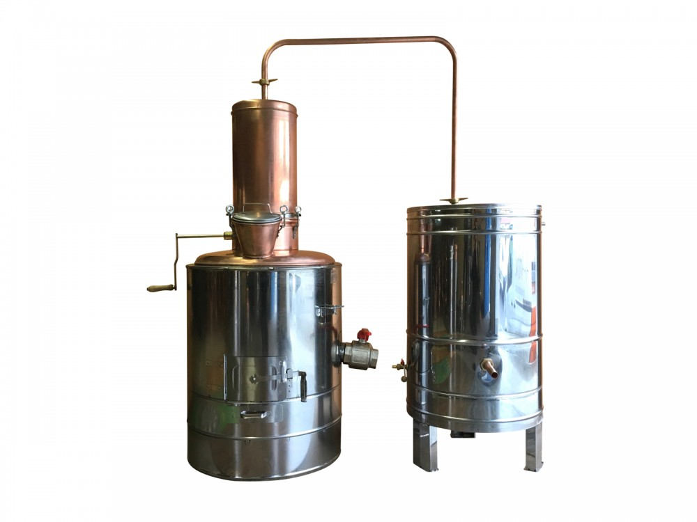 Meks-agro 100 litres  Bosna 100 de luxus  still with stirrer