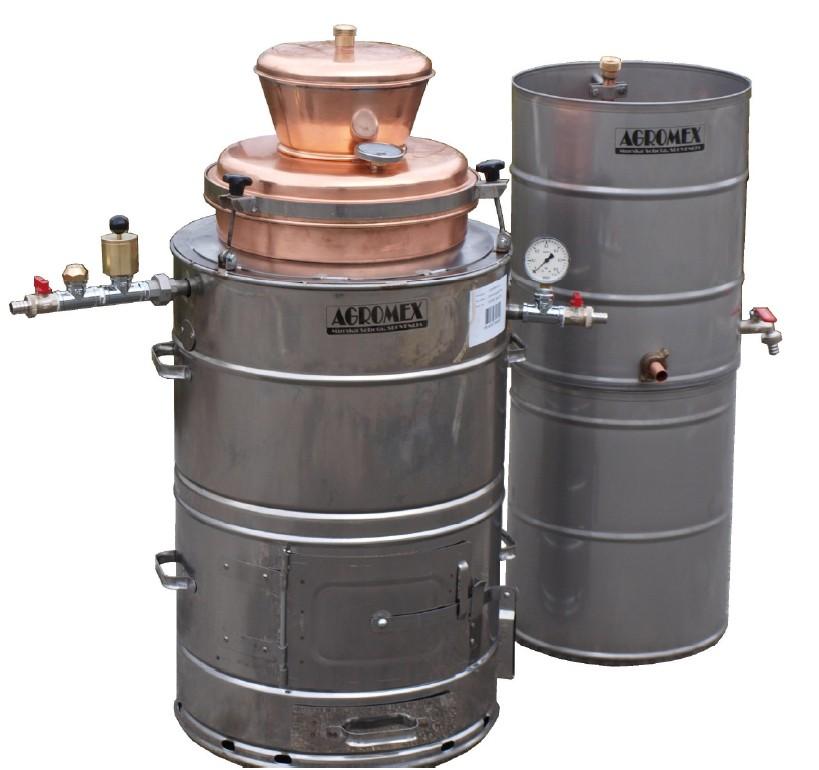 MEKS-AGRO  Destille  Hobby Super Mini  30 Liter