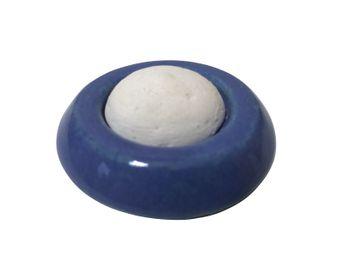 Keramik Duftstein (lila) für ätherische Öle