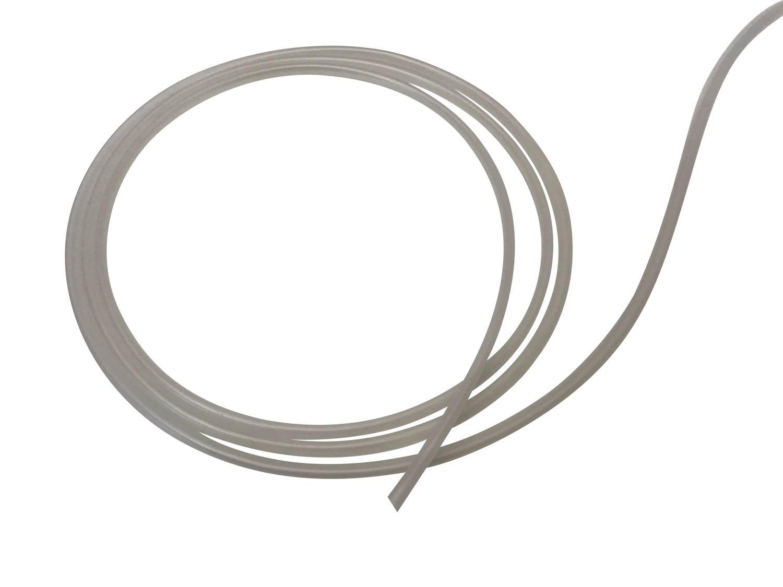 Tuyau en silicone alimentaire 8 x 10 mm (1 mètre)