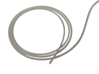Flexible Silicone Hose 8 x 10 mm, food-grade