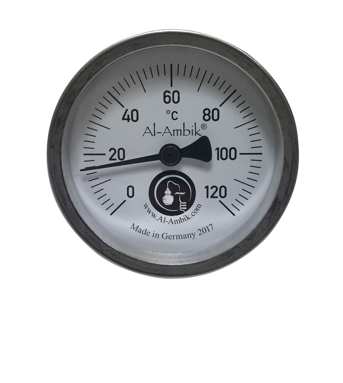 Al-Ambik®  thermometer for distillation (6 cm)