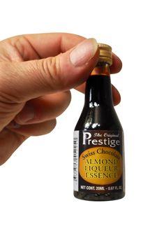 """""""Prestige"""" chocolat suisse liqueur d'amande - Arôme d'essence 20 ml"""