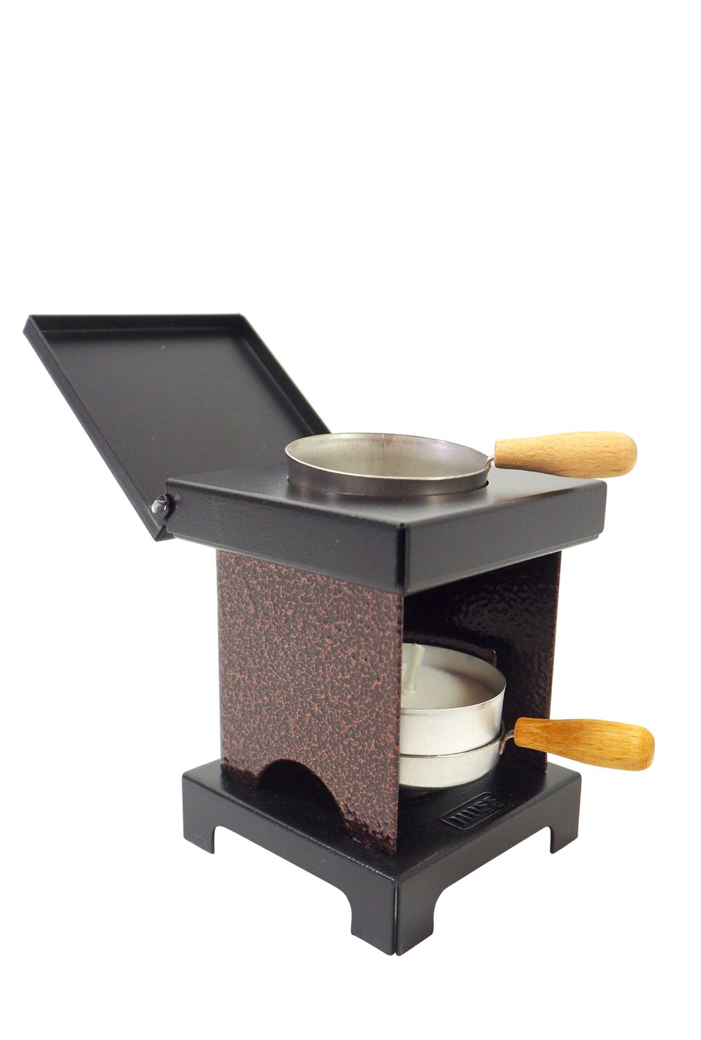 Huss  Neudorfer Stool Stove, Incense & Resin stove ❁ copper