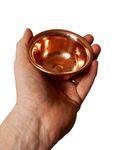 Kupferschale mit 11,7 cm Durchmesser - vielseitig verwendbar