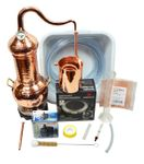 """CopperGarden®"" Destille ""Essence plus"" 2 Liter ❀ ""Sorgenfrei"" Vollausstattung"