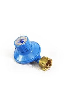 Gas Pressure Regulator 30 to 50 mb, left-hand thread