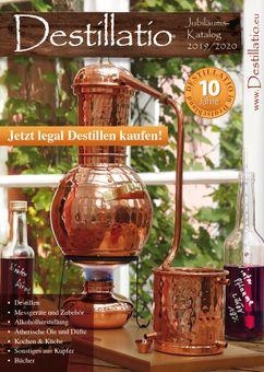 GRATIS! Destillatio Katalog 2019 / 2020